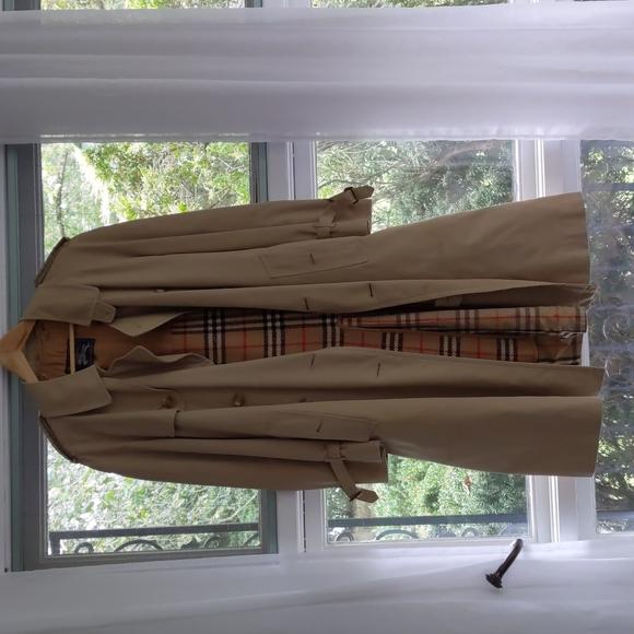 Burberrys' Men's Trench Coat